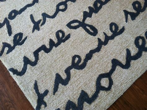 rugs with writing on them rugs with writing rugs ideas
