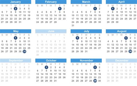 Federal Government Pay And Holiday Calendar 2018