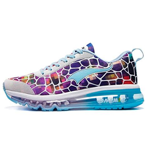 colorful athletic shoes onemix s air cushion running shoes lightweight