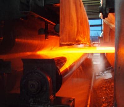 common heat treating processes for steel alloy amtech