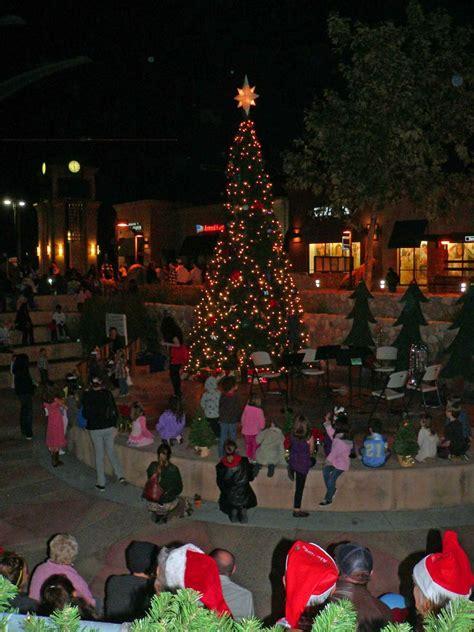 brighten the holidays at santee holiday lighting november
