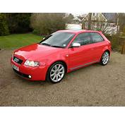 Audi S3 2002 Absolute Red  Flickr The Car Spy 11