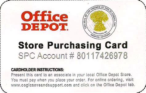 Office Depot Donation Request International Missions Department