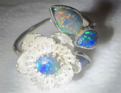 cheap opal rings guaranteed australian opals 100