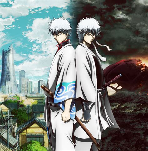 Gintama The gintama quot quot trailer posted jefusion