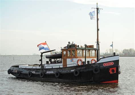 oude sleepboten sleepboot willem sleepboot willem