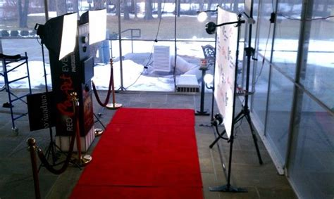 dreamark events party rentals red carpet photo booth hollywood ideas red carpet photo booth from city sounds
