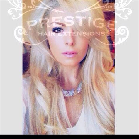 prestige hair salon nyc hairdresser hair stylist hair proud customer keratin bonded prestige hair extensions