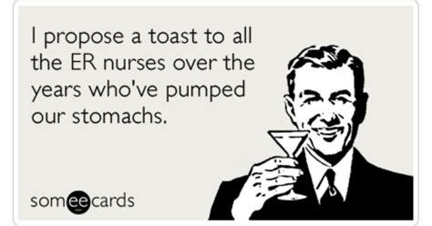 Blank Ecards Meme - nurse appreciation week er drunk hospital funny ecard