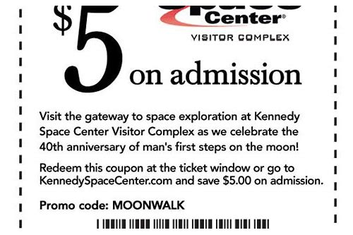 space center coupons