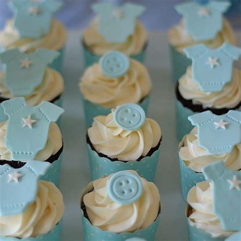 Welcome Home Baby Boy Decorations baby shower cupcake inspiration popsugar moms