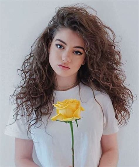 curly hairstyles 2018 for teenage girls hairstyles