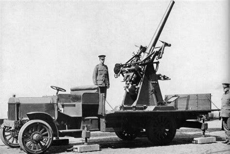Track 40 Cm Single til the spaa is the ww1 truck mounted