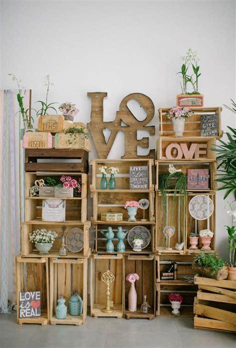 reciclar cajones de madera cajones de madera reciclados construccion y manualidades