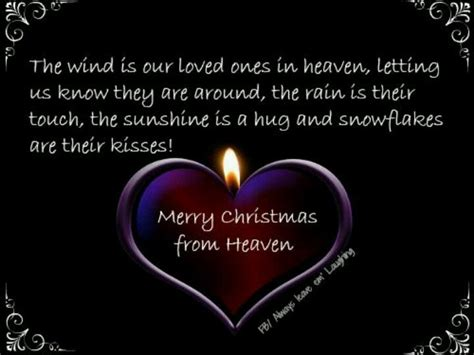 merry christmas  heaven merry christmas  heaven candle quotes christmas  heaven