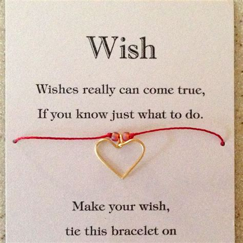 charm card template 25 best ideas about wish bracelets on macrame