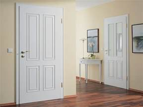 White Panel Doors Interior Home Improvement Advice Doors What You Should Consider When Choosing