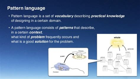pattern language education peer learning via dialogue with a pattern language coins17