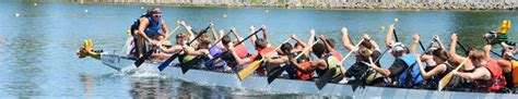 dragon boat racing for beginners wednesdays 6 7 30pm start date 7 27 end date 8 17 or