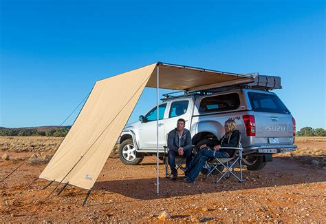 4x4 Tents And Awnings Vw T25 T3 Vanagon Arb 2500mm X 2500mm Awning With Cvc