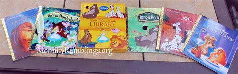 disney s classics books disney classics golden book library review