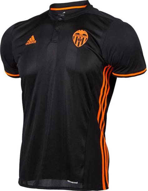 design jersey adidas the new valencia 16 17 jerseys introduce bold and striking