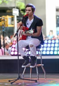 Where Does Mahone Live Now Mahone Celebrates The Secret With Today Show