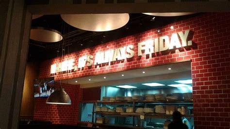Kitchen Manager Tgi Fridays Facade Picture Of Tgi Fridays Makati Tripadvisor