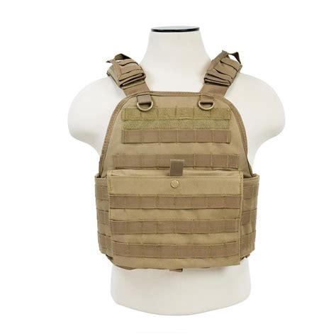Plate Carrier vism by ncstar plate carrier vest 613595 tactical