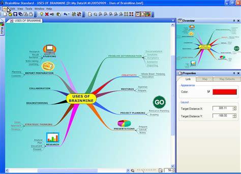 Floorplan by File Extension Bmf Brainmine Mind Map File