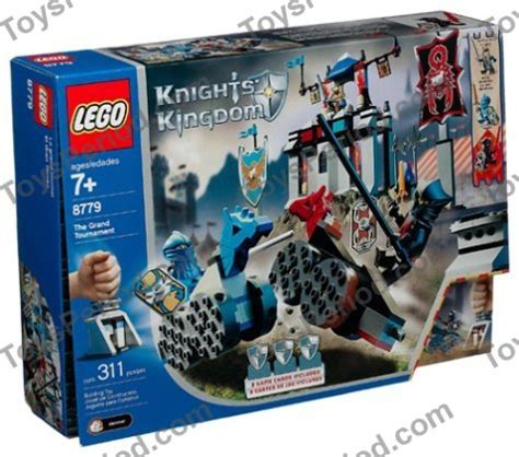 Lego Castle 8779 The Grand Tournament lego 8779 the grand tournament set parts inventory and