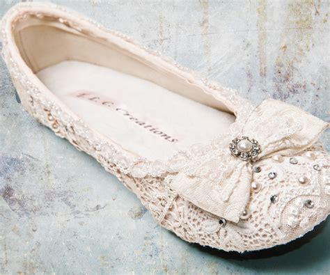 flat wedding shoes flat wedding shoes with embroidery ipunya