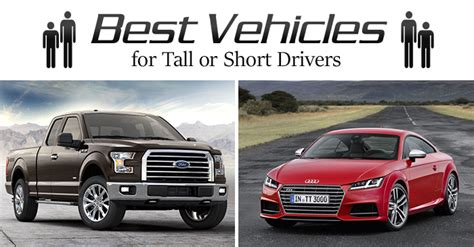 best suvs for short people 2016 best vehicles for tall or short drivers carsforsale com blog