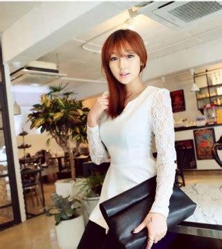 Promo Atasan Blouse Wanita New Fash Murah atasan wanita korea bahan sifon brokat murah model