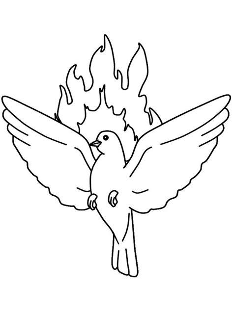 imagenes en blanco y negro del espiritu santo dibujos cat 243 licos im 225 genes del espiritu santo para colorear