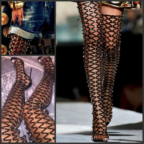 t shown gladiator summer style sandals boots rivets