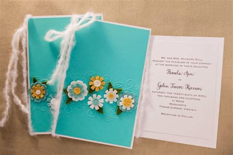 How To Make Embossed Paper - embossed diy wedding invitations and programs