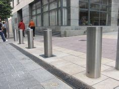 Pembersih Stainless Bailey Stainless Steel 236 semi dome top stainless steel bollards furniture stainless steel and steel