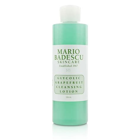 Fresh Citrus Mist Fragrance Silver 236ml 8oz mario badescu new zealand glycolic grapefruit cleansing