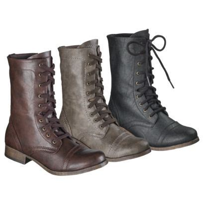 boots at target s mossimo supply co khalea trooper boot assorted