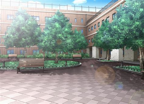anime school background school background anime background anime scenery
