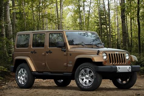 70s Jeep Jeep Announces 70th Anniversary Edition Models At Detroit