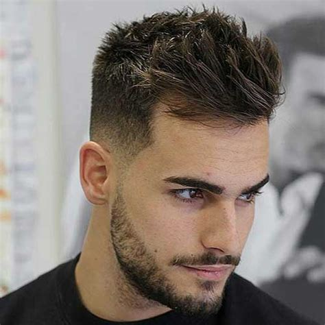 haircut on thin haut images 20 best short hairstyles for men mens hairstyles 2017