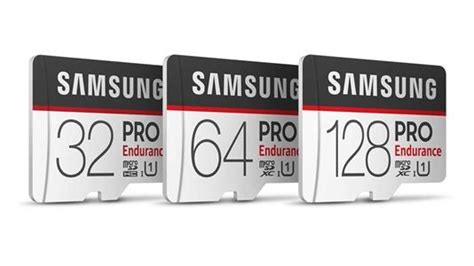 Micro Sd Samsung Pro samsung pro endurance micro sd cards prices specifications and details apothetech