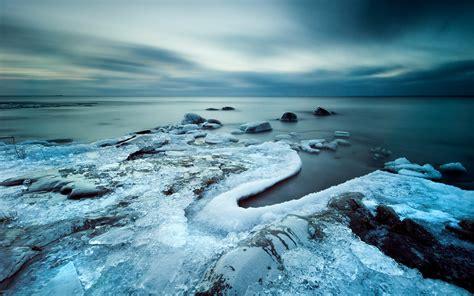 frozen macbook wallpaper seashore wallpaper hd wallpaper
