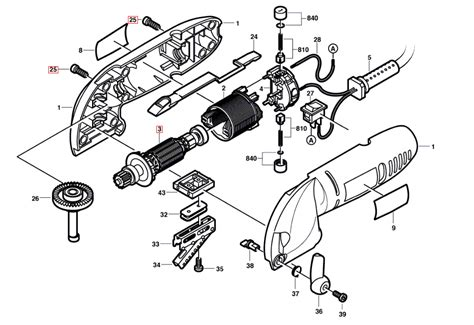 dremel parts diagram buy dremel 6000 f013600002 replacement tool parts