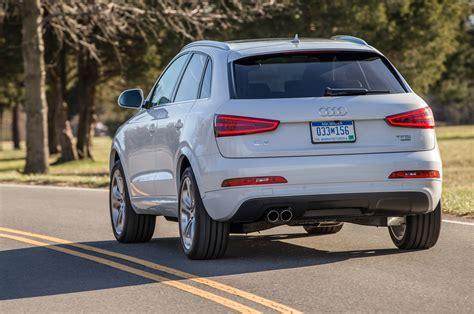 Audi Q3 Kofferraumvolumen by Confirmed 2015 Audi Q3 Small Crossover Headed To America