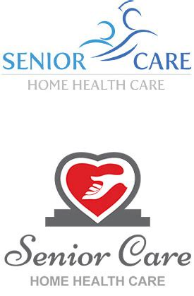 Home Care Logo Design Health Care Logo Design For