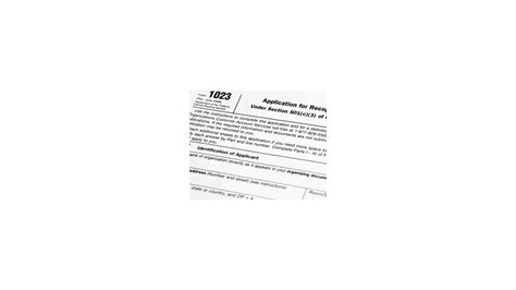 New Form 1023-EZ Simplifies Small Charity Applications for ... 1023 Ez Status
