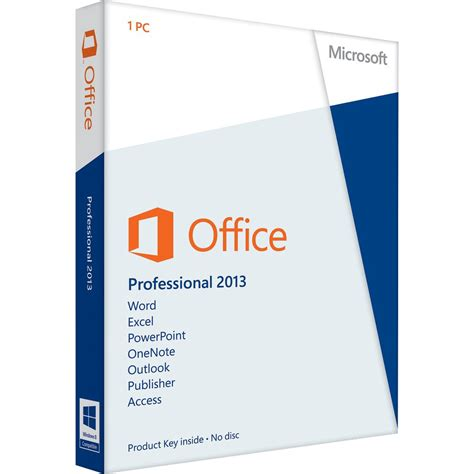 Microsoft Office 2013 by Purchase Microsoft Office Pro 2013